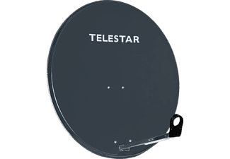 TELESTAR 5109721 AG Digirapid 80A Satellitenantenne, Grau