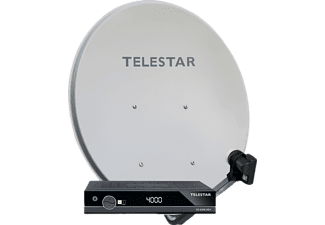 TELESTAR Digirapid 80S 1TN TD 2300 HD+ Sat-Anlage (80 cm, Single-LNB)
