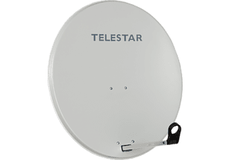 TELESTAR 5109721 AB Digirapid 80A Satellitenantenne, Beige