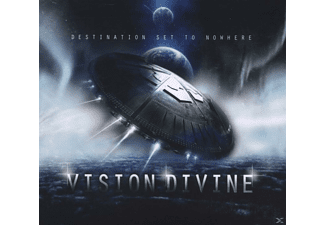 Vision Divine - Destination Set To Nowhere (Special Edition) - (CD + Bonus-CD)