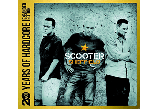 Scooter - 20 Years Of Hardcore - Sheffield - (CD)