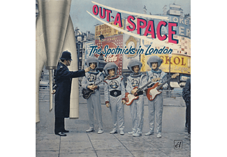 The Spotnicks - Out-A Space - (CD)
