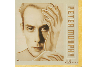 Peter Murphy - Love Hysteria (Expanded+Remast.2cd Ed.) [CD]