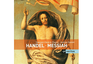 VARIOUS, Taverner Choir & Players - Messiah [CD]