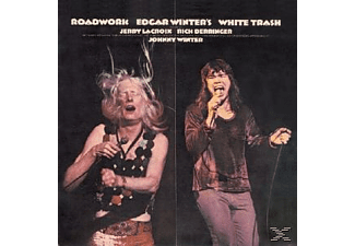 Edgar Winter - Roadwork [CD]