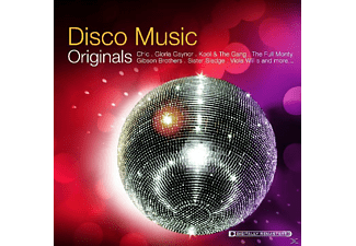 VARIOUS - Disco Music Originals - (CD)