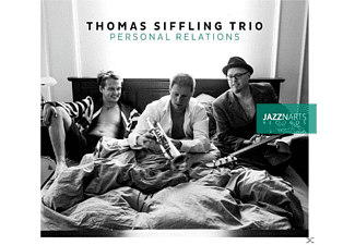 Thomas Siffling Trio - Personal Relations [CD]