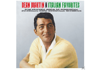 Dean Martin - Sings Italian Favorites - (CD)