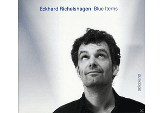 Eckhard Richelshagen - Blue Items - (CD)