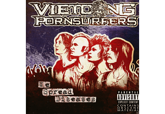 Vietcong Pornsurfers - We Spread The Diseases [CD]