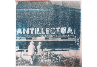 Antillectual - Perspectives & Objectives - (CD)