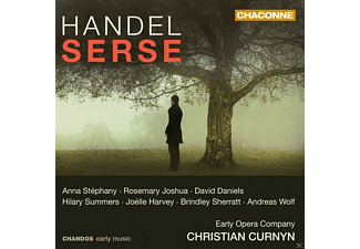Anna Stephany, Rosemary Joshua, Hilary Summers, Joélle Harvey, Brindley Sherratt, Andreas Wolf, Early Opera Company, David Daniels - Serse - (CD)
