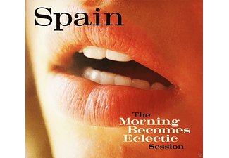 Spain - The Morning Becomes Eclectic Session [CD]