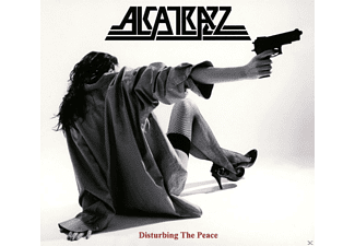 Alcatrazz - Disturbing The Peace [CD]