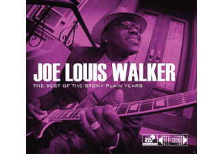 Joe Louis Walker - The Best Of The Stony Plain Years - (CD)