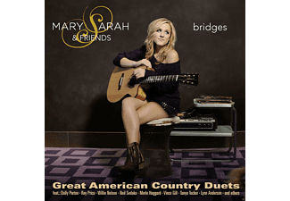 Mary & Friends Sarah - Bridges-Great American Country Duets - (CD)