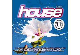 VARIOUS - House 2015 [CD]