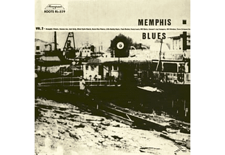 Various - Memphis Blues Vol.2 [Vinyl]