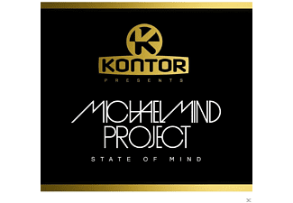 Michael Mind - State Of Mind - (CD)