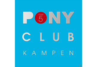 VARIOUS - Pony Club Kampen Volume 5 [CD]