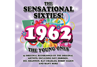 VARIOUS - 1962-The Sensational Sixties! - (CD)