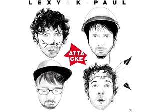 Lexy & K-Paul - Attacke [CD]