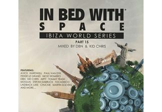 VARIOUS - In Bed With Space - Ibiza World Series Part 15 [CD]