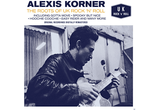 Alexis Korner - The Roots Of Rock 'n' Roll - (CD)
