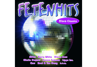 VARIOUS - FETENHITS - DISCO CLASSICS [CD]