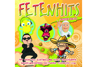 VARIOUS - FETENHITS - KINDER DISCO - (CD)