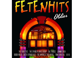 VARIOUS - FETENHITS - OLDIES [CD]
