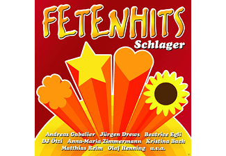 VARIOUS - FETENHITS - SCHLAGER [CD]