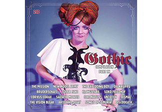 VARIOUS - Gothic Compilation Part Lx - (CD)