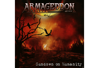 Armageddon Rev.16:16 - Sundown On Humanity - (CD)