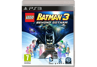 LEGO Batman 3: Beyond Gotham ()