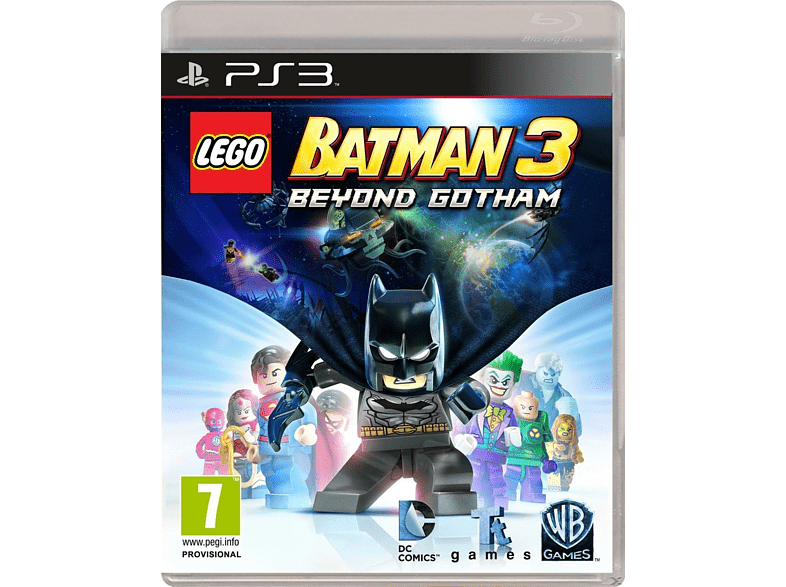 LEGO Batman 3: Beyond Gotham PS3 gaming   offline sony ps3 παιχνίδια ps3 gaming games ps3 games