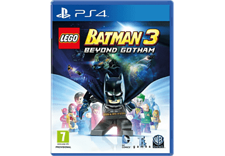 LEGO Batman 3: Beyond Gotham - (1.12.74.21.003) PS4