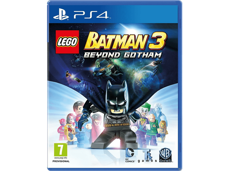 LEGO Batman 3: Beyond Gotham - (1.12.74.21.003) PlayStation 4 gaming   offline sony ps4 παιχνίδια ps4 gaming games ps4 games