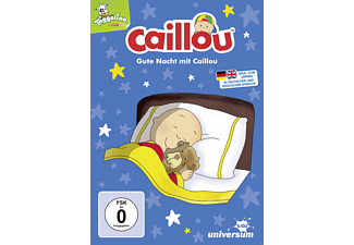 GUTE NACHT MIT CAILLOU - (DVD)