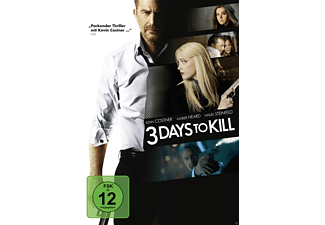 3 Days to Kill - (DVD)
