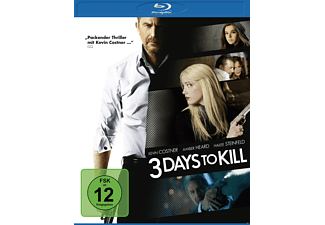 3 DAYS TO KILL [Blu-ray]