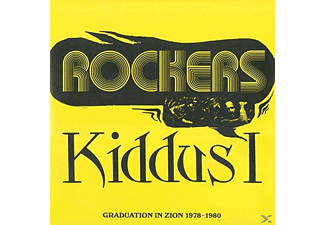 Kiddus I - Rockers: Graduation In Zion 1978-1980 - (CD)