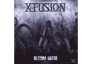 X-Fusion - Ultima Ratio - (CD)