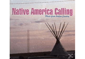 VARIOUS - Native America Calling-Music From Indian Country [CD]