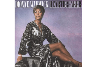 Dionne Warwick - Heartbreaker (Remastered & Expanded Deluxe Edition) - (CD)