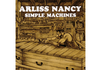 Arliss Nancy - Simple Machines [CD]