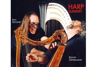 Rüdiger Oppermann, Park Stickney - Harp Summit [CD]