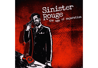 Sinister Rouge - The Age Of Separation [CD]