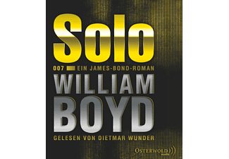 SOLO-EIN JAMES-BOND-ROMAN - (CD)