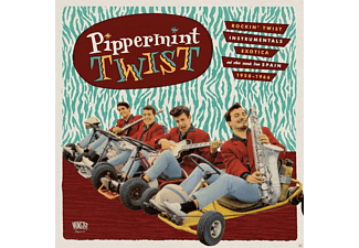 VARIOUS - Pippermint Twist - (CD)